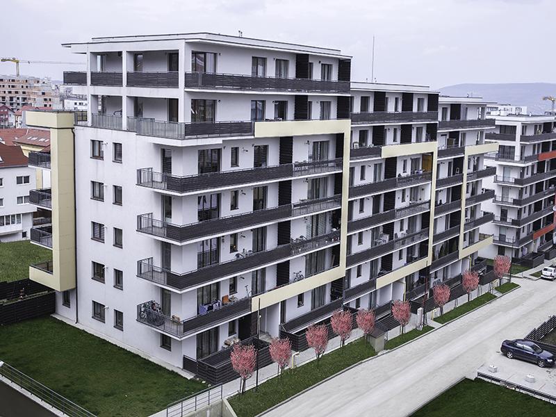 Imobilul E4A - Vandut 100%