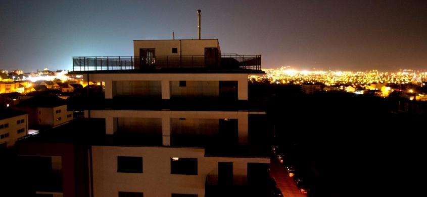 Penthouse 5 camere cu terasa panoramica